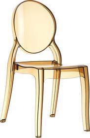 Krzesło ELIZABETH - bursztynowy