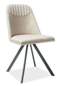 Krzesło MILTON - beżowy