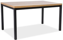 Stół Normano to bardzo efektowny mebel, który doskonale sprawdzi się w każdym salonie lub jadalni. Cechuje się prostą, ale ciekawą stylistyką. Może...