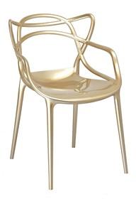 Krzesło LUXO - złoty