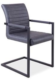 Krzesło SOLID - szary