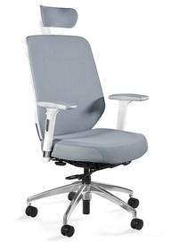 Fotel HERO biały tkanina  Wymiary:  - Wysokość: 114-130 cm - Szerokość: 70 cm - Głębokość: 73 cm   Cechy:  - Siedzisko, oparcie i...