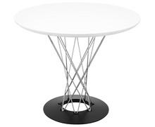 Stół TWIST 100 - biały