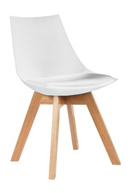 Krzesło SLIM - biały