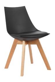 Krzesło SLIM - czarny