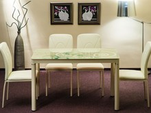Stół DAMAR 80x60 - kremowy
