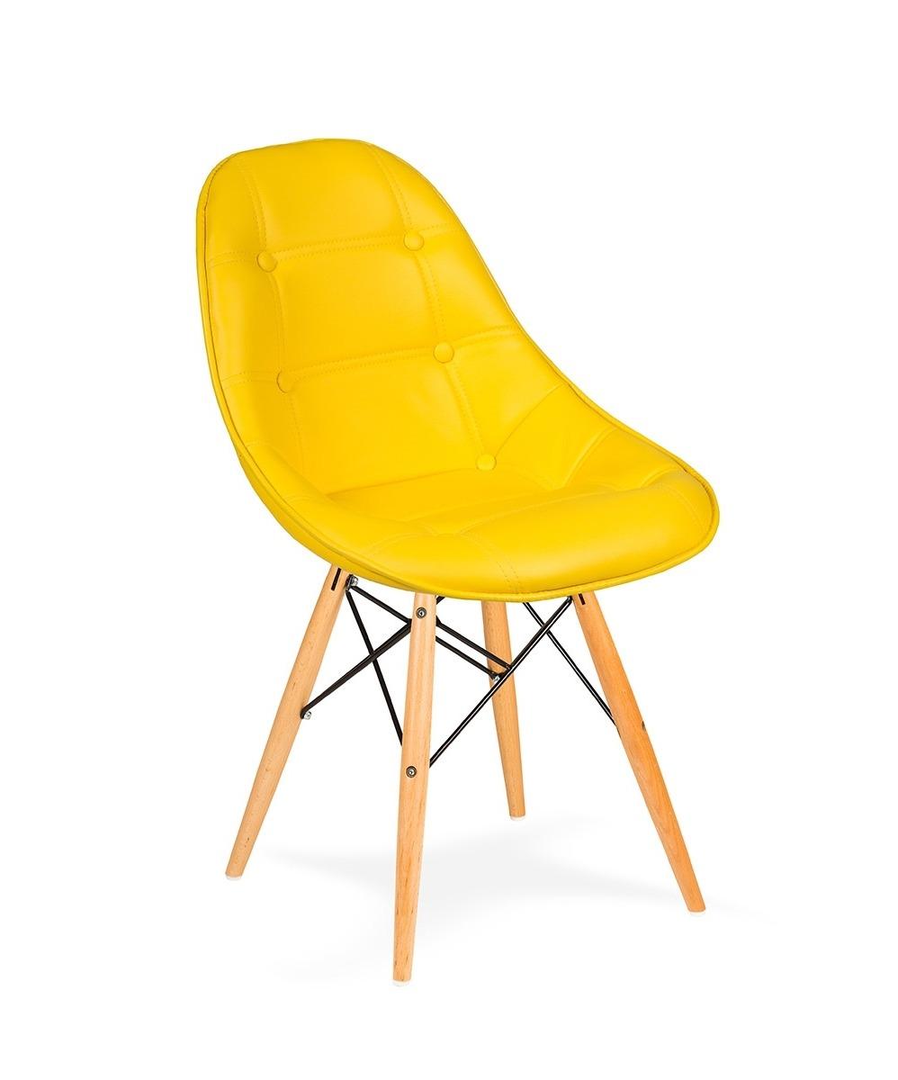 Krzesło EKO WOOD - amarantowy