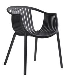 Krzesło SOHO - czarny