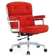 Fotel biurowy ICON PRESTIGE PLUS - czerwony