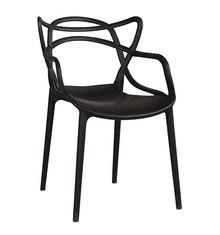 Krzesło HILO PREMIUM - czarny