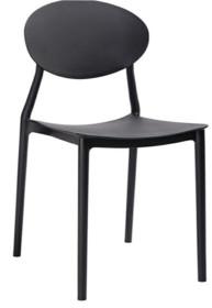 Krzesło FLEX - czarny