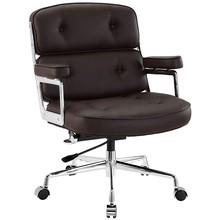 Fotel biurowy ICON PRESTIGE PLUS - brązowy