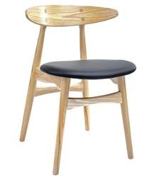 Krzesło RETRO - naturalny