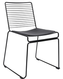 Krzesło ROD SOFT - czarny