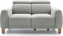 Sofa 2-osobowa z funkcją relaksu elektrycznego Jacob - Etap Sofa