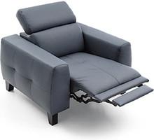 Fotel z funkcją relaksu manualnego Jacob - Etap Sofa