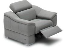 Fotel z funkcją relaksu manualnego Urbano - Etap Sofa