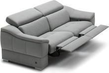 Sofa 2-osobowa z funkcją relaksu manualnego Urbano (2 recliner) - Etap Sofa