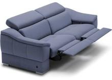Sofa 3-osobowa z funkcją relaksu manualnego URBANO (1 recliner) - Etap Sofa