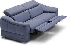 Sofa 3-osobowa z funkcją relaksu manualnego Urbano (2 recliner) - Etap Sofa