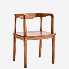 Drewniane krzesło (K017)