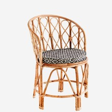Krzesło bambusowe (19676)