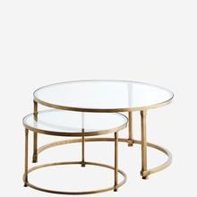Zestaw dwóch stolików (G011)