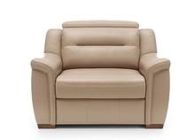 Fotel Salmo z funkcją relaksu manualnego