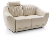 Sofa 2-osobowa Verbo z funkcją relaks (2 reclinery)