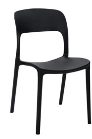 Krzesło ZING - czarny