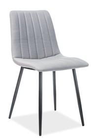 Krzesło ALAN - szary