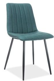 Krzesło ALAN - zielony