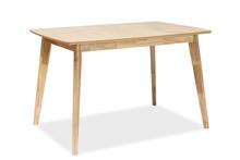 Stół rozkładany BRANDO 120x80 - dąb
