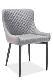 Krzesło COLIN B - szary