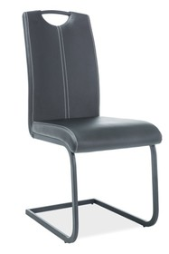 Krzesło H148 - czarny
