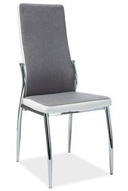 Krzesło H-237 - szary