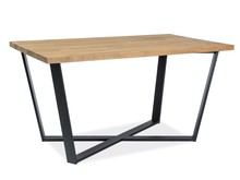 Stół MARCELLO 150x90 - lity dąb