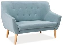 Sofa NORDIC 2 - miętowy Cablo 10