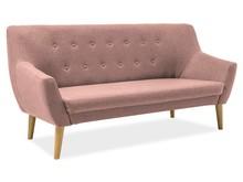 Sofa NORDIC 3 - różowy Cablo 12