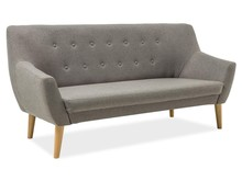 Sofa NORDIC 3 - szary Cablo 14