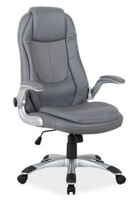 Fotel obrotowy Q-081 - szary