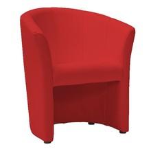 Fotel TM-1 EK-6 - czerwony