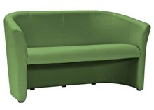 Sofa TM-3 zielona EK-11 / wenge