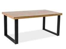 Stół UMBERTO 120x80 - lity dąb