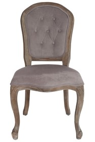 Krzesło drewniane Louisa (JL60009)