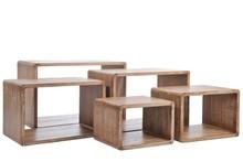 Zestaw pięciu stolików (JL42027)