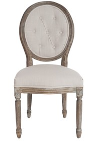 Krzesło drewniane Versailles (JL60004)