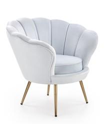 Fotel AMORINO - jasny niebieski