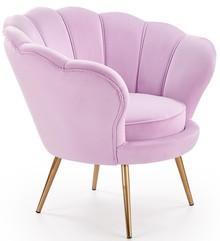 Fotel AMORINO - fioletowy
