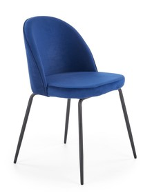 Krzesło K314 - granatowy